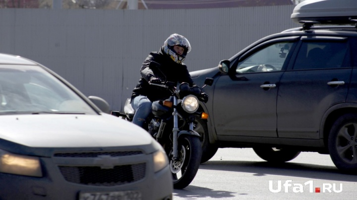 Через Уфу пройдет международный автопробег «Безопасные дороги»