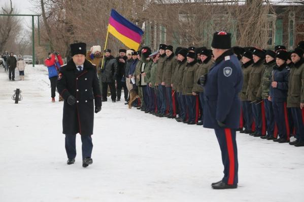 Казакам выделят деньги, чтобы они смогли поучаствовать в параде Победы в Москве