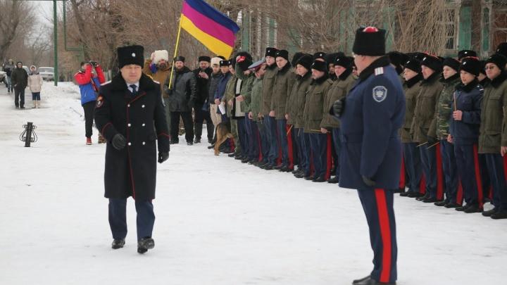 Ростовская область выделит 17 миллионов рублей на участие казаков в параде Победы