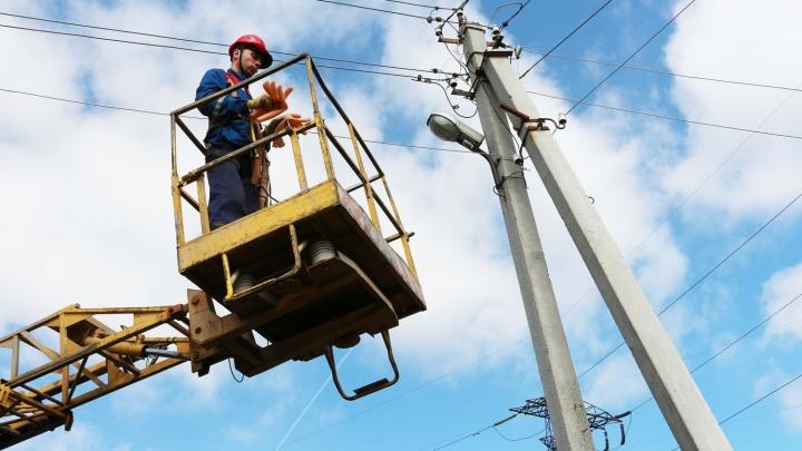 АО «РЭС» обнаружил895 точек незаконного подключения к электросетям