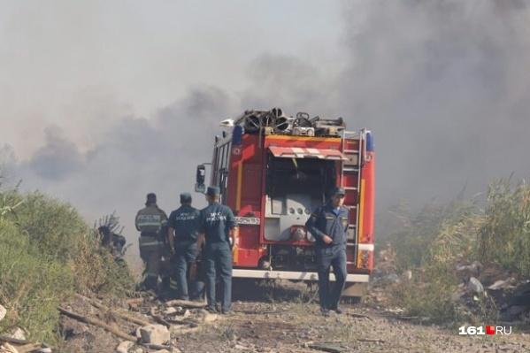 Районные спасатели смогут быстрее реагировать на чрезвычайные ситуации