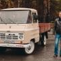 На чём ты ездишь: тюменец выкупил у иногороднего коллекционера редкого польского «Жука»