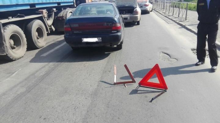 Десантник сел за руль после праздника и устроил ДТП в Кировском районе