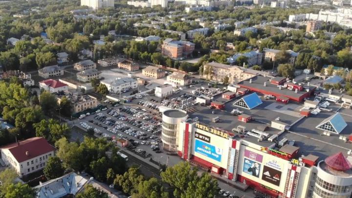 Сменят зону: сколько высоток построят около торгового центра «Вива Лэнд»