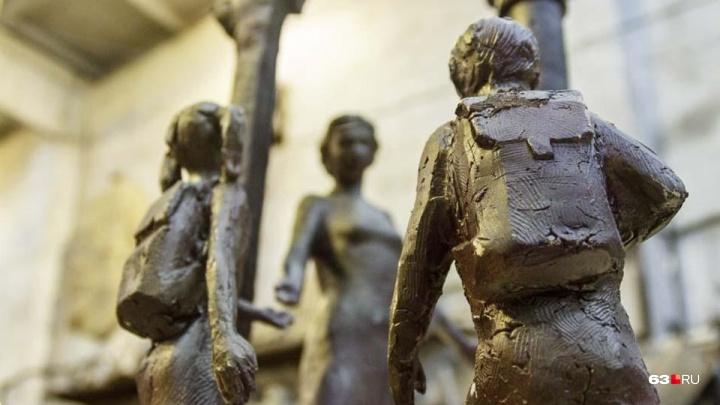 Горький, Грушин и Тимур: какие памятники хотят установить в Самаре