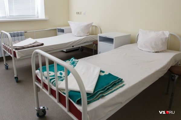 Хирургия и терапевтическое отделение не оснащены элементарным оборудованием