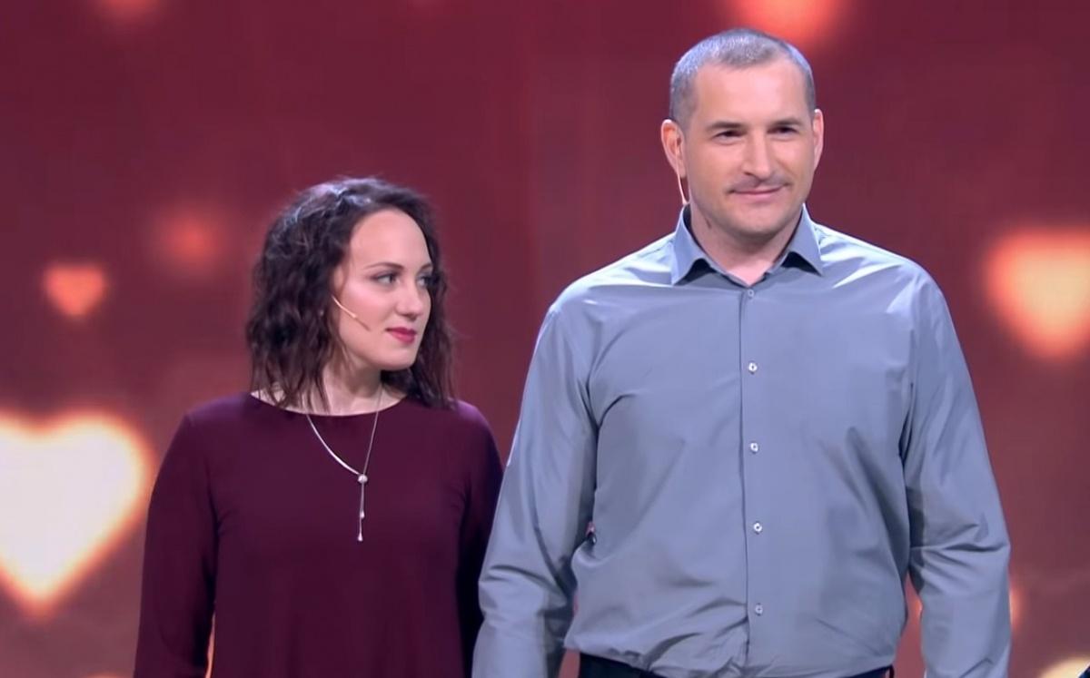 Наталья и Сергей признались, что их отношения закончились вместе с записью передачи