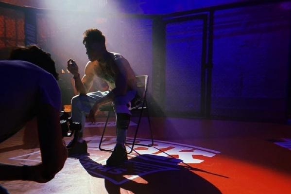 Niletto спел песню «Голос» в конце шоу