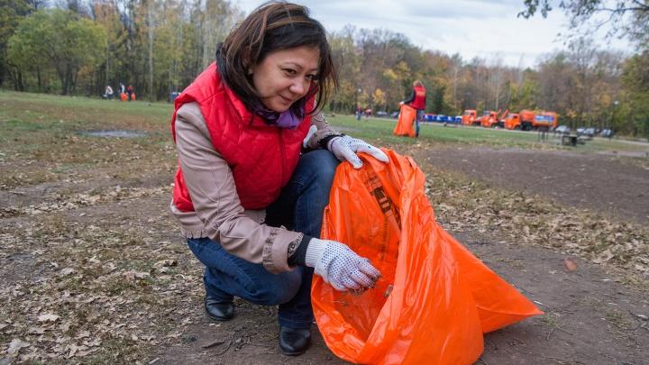 Очистим Уфу от грязи: в башкирской столице пройдет общегородской субботник