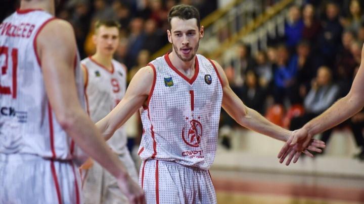 БК «Новосибирск» обзавёлся новым разыгрывающим— им станет серебряный призёр Кубка России