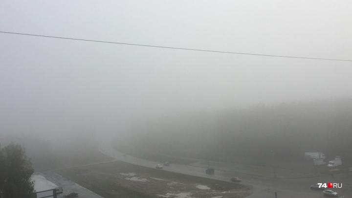 Челябинский аэропорт возобновил работу после утреннего тумана