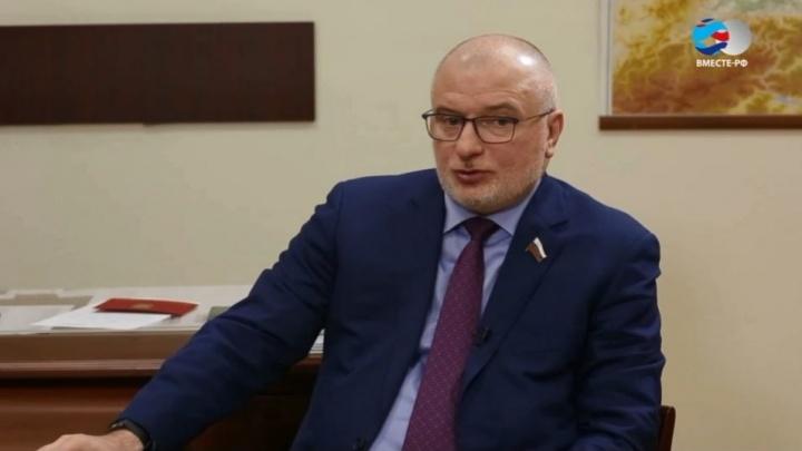 Законопроект красноярского сенатора об отключении России от общего интернета приняли в первом чтении