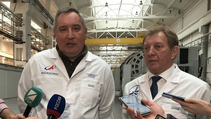 В Омске глава «Роскосмоса» объяснил, почему для запуска спутников в 2021 году отказались от «Ангары»