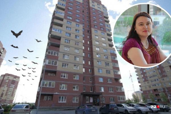 Кандидат биологических наук и старший научный сотрудник института X-bio ТюмГУ Мария Орлова рассказала 72.RU, почему летучие мыши в последнее время слишком часто стали залетать в квартиры тюменцев