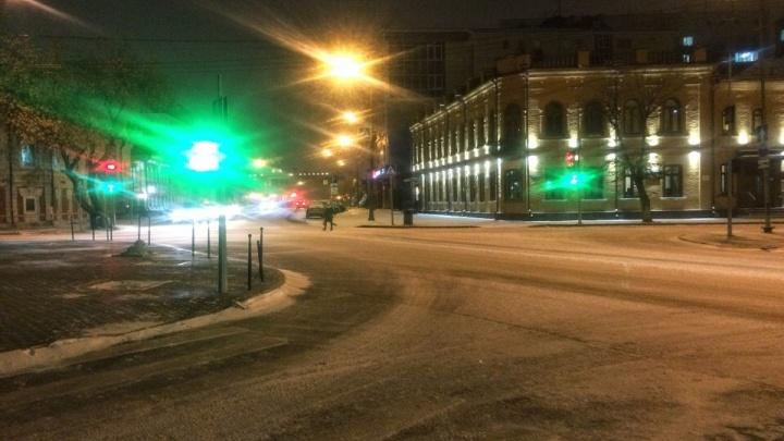 На Тюменскую область надвигается циклон. Синоптики предупреждают о мокром снеге с дождем