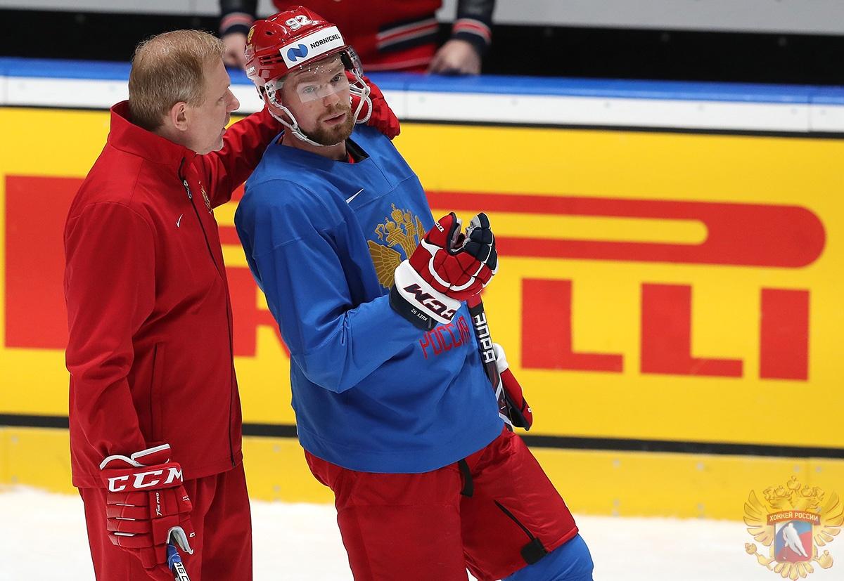 Челябинец Евгений Кузнецов побрился между тренировкой и встречей, стал одним из лучших игроков матча