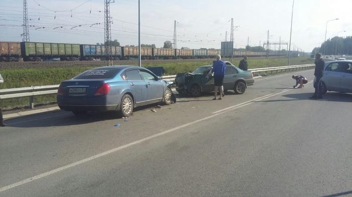 В аварии погиб 23-летний водитель «Тойоты Корса»