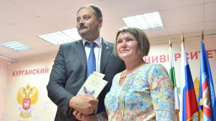 В Кургане представили книгу о Тимофее Невежине