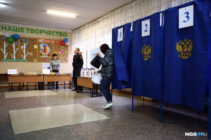 Председатель ТОС была расстроена низкой явкой на выборы 9 сентября