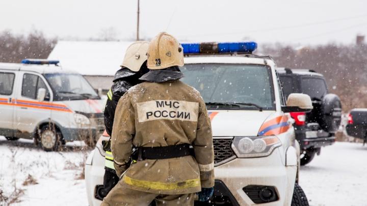 Огонь вспыхнул на кухне: в пожаре в жилом доме погибла женщина