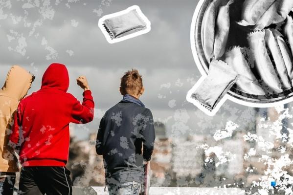 Жевательные никотиновые пэки стали популярными у подростков