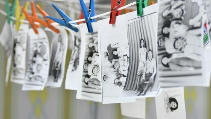 «Улыбочку!»: в Екатеринбурге появилось место, где можно устроить фотосессию на плёнку