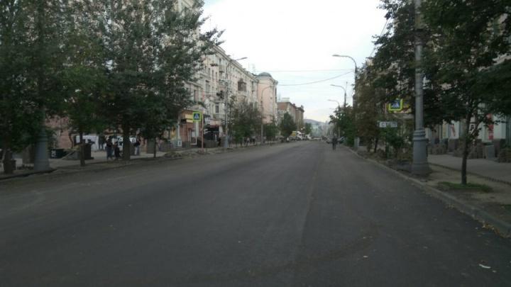Ремонт на Мира уже отстает от сроков на три недели: насколько готовы остальные улицы