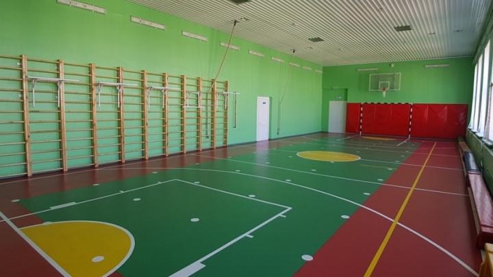 «Обустроят душевые, сделают пол»: 45.ru узнал, в каких сельских школах Зауралья появятся новые спортзалы