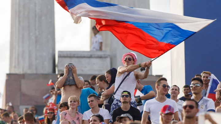 «На улицы и обниматься»: как известные волгоградцы болели и кричали за сборную России