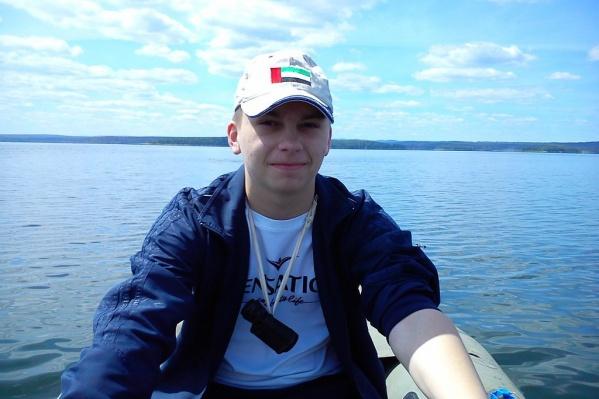 Алексею Аниськину было 22 года