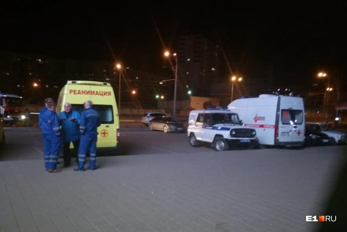 Пострадавших ребят после случившегося увезли в больницу