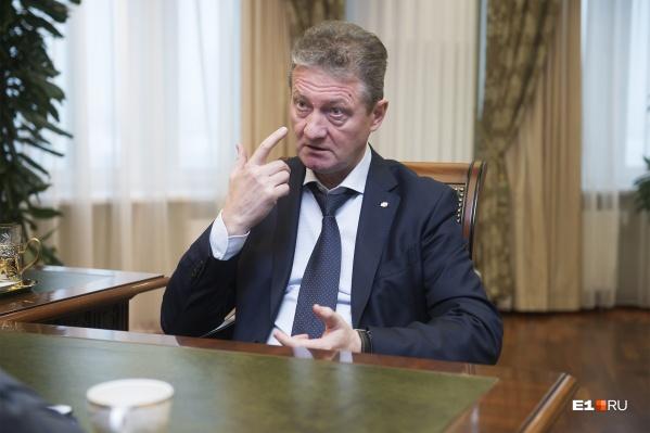 Андрей Козицын — самый богатый человек, живущий в Свердловской области
