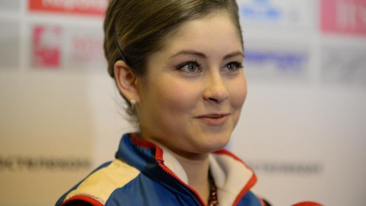 «Переживает за всех спортсменов»: Юлия Липницкая первый раз комментировала фигурное катание