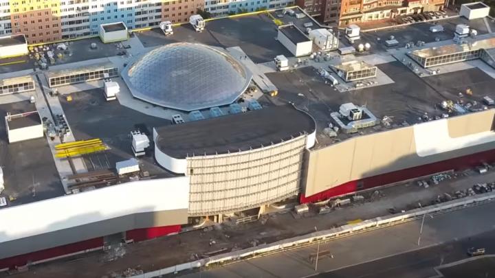 Открытие торгового центра «Эль Рио» перенесли на следующий год