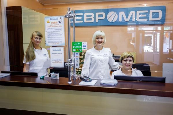 В будущем планируется, что записаться через личный кабинет можно будет ко всем специалистам «Евромеда»