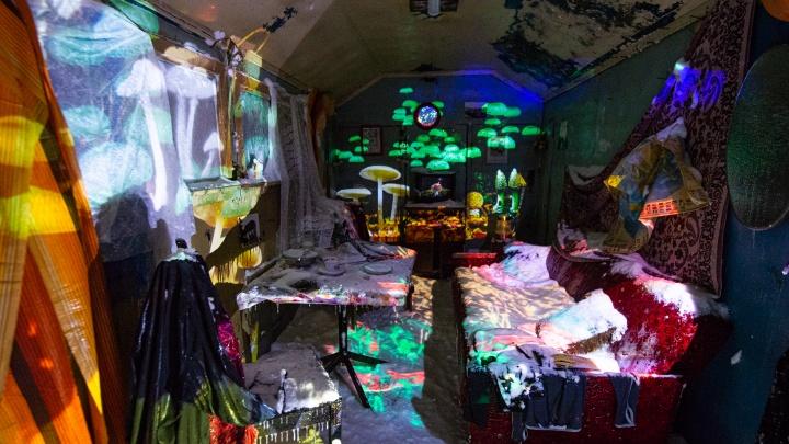 Игра света, теней и попытки поймать мысли ветра: смотрим работы фестиваля «Не темно»