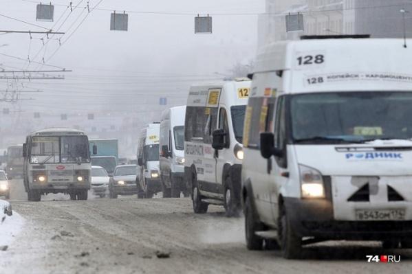 128-я маршрутка — одна самых востребованных на направлении из Копейска в Челябинск