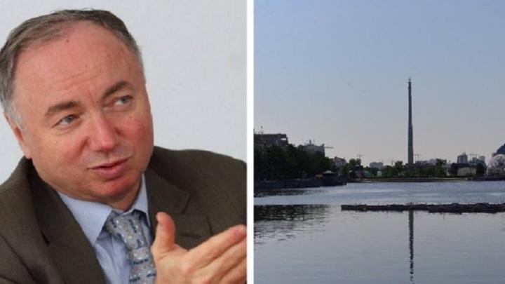 """""""Меня укоряли, что плохо защищаю башню"""": Валерий Ананьев готов создать фонд поддержки городских дискуссий"""