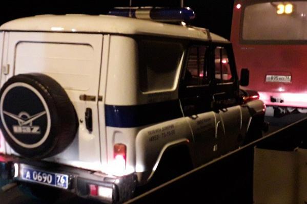 Полицейские быстро нашли лжетеррориста