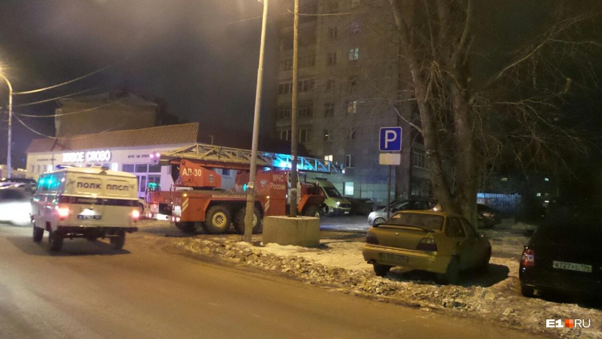 26 человек эвакуировали изжилого дома из-за пожара вПетропавловске