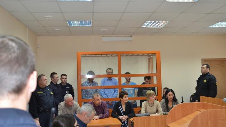Появились фотографии банды ИГИЛ, пойманной ФСБ в Ярославле