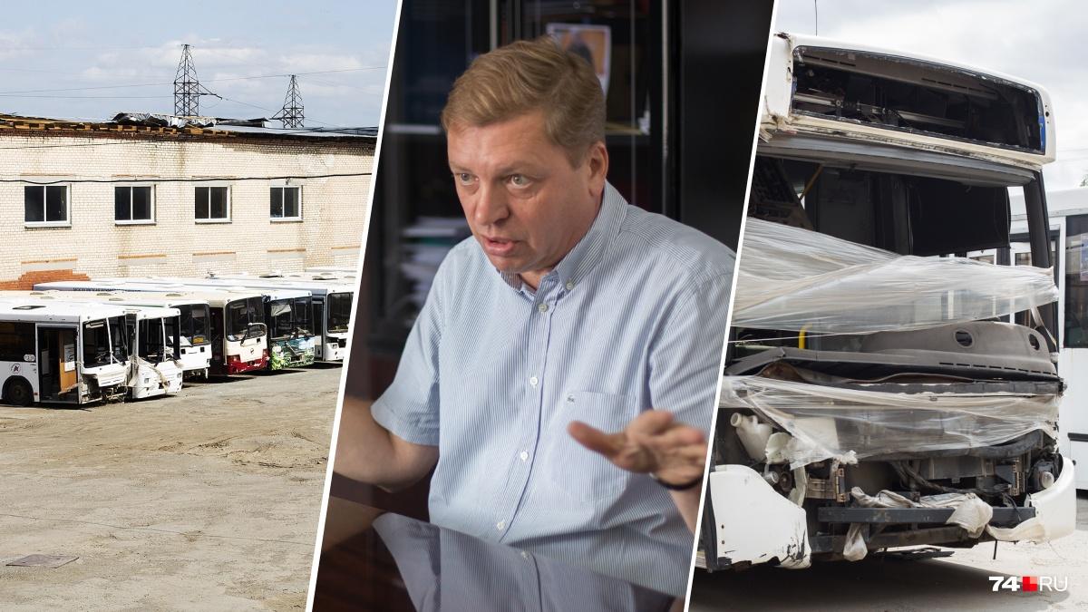 Дмитрий Холод —человек, вопросы к которому накопились у всех челябинцев, пользующихся общественным транспортом