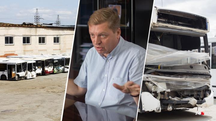 «Я в шоке уже два года»: главный автобусник Челябинска — о засилье маршруток и претензиях силовиков