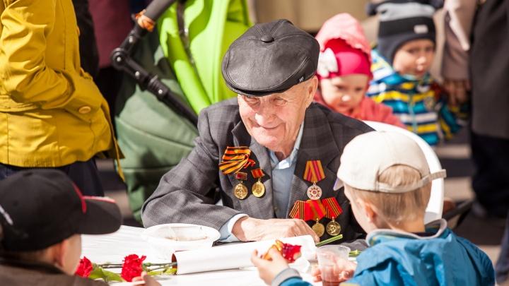 «Чтобы ни один ветеран не был забыт»: в Архангельске ищут участников Великой Отечественной войны