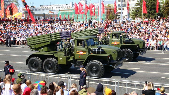 Парад, салют и Александр Маршал: публикуем программу празднования 9 Мая в Самаре