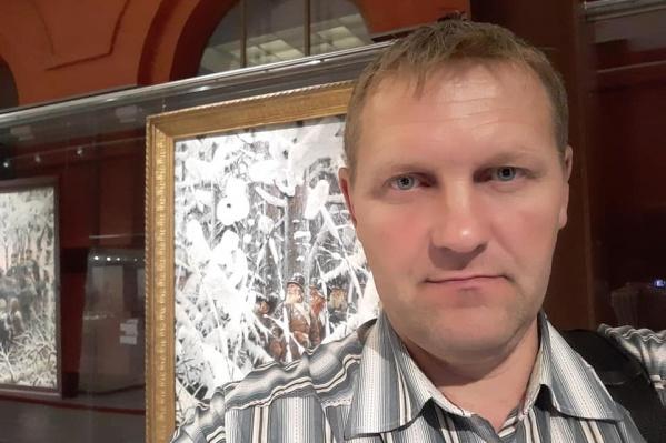 Активист-общественник Сергей Ворончихин подал документы на участие в конкурсе по отбору главы Челябинска