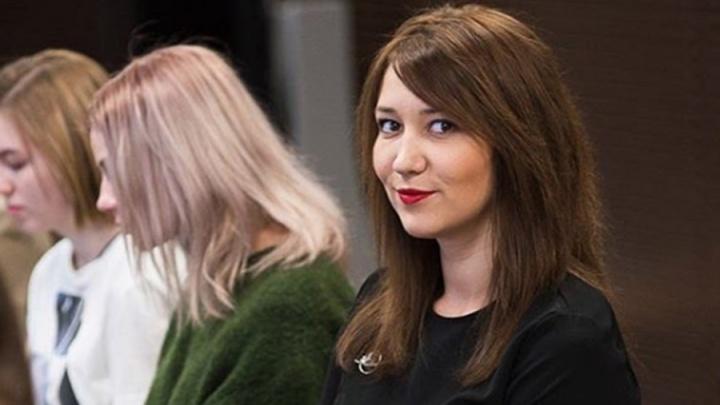 Управление информационной политики Омской области возглавила 25-летняя Анастасия Гуливатенко