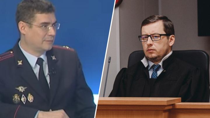 «Это как 37 год»: адвокаты об экстренном ночном суде в Тюмени над высокопоставленным полицейским