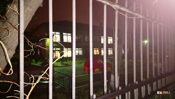 Садик находится на улице 40-летия Октября