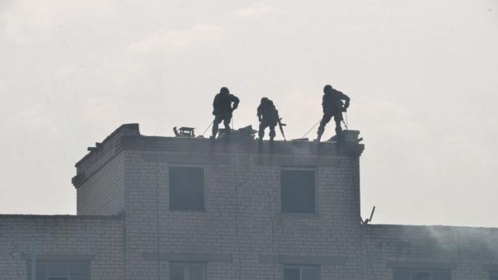 Войска на Урале приведены в полную боевую готовность